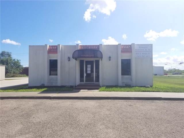 810 E Main Ave, Robstown, TX 78380 (MLS #350439) :: Desi Laurel Real Estate Group
