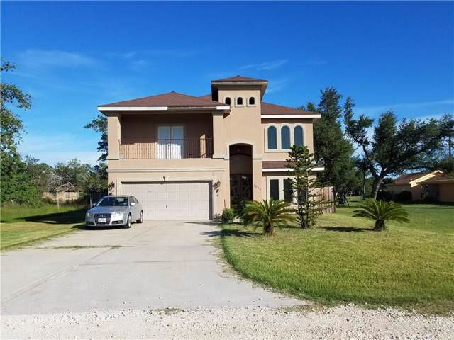 1045 S 13th St, Aransas Pass, TX 78336 (MLS #350543) :: Desi Laurel Real Estate Group