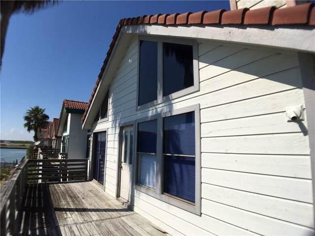 713 Crown Harbor, Corpus Christi, TX 78402 (MLS #350552) :: RE/MAX Elite Corpus Christi