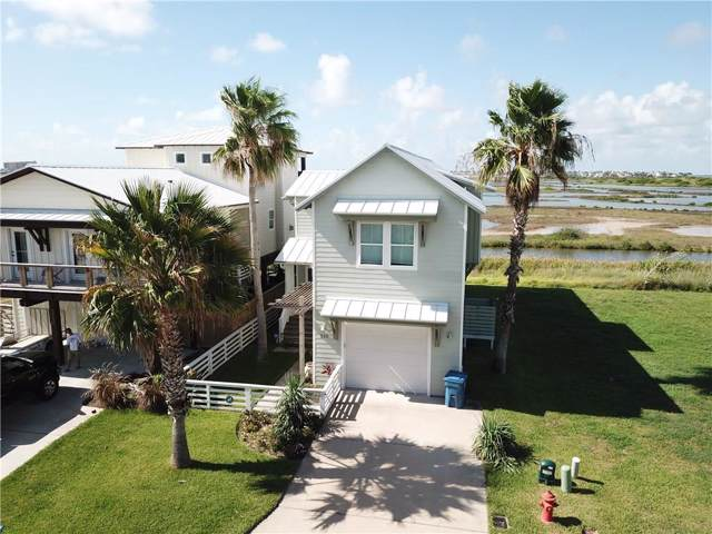 510 Paradise Pointe Dr, Port Aransas, TX 78373 (MLS #350740) :: Desi Laurel Real Estate Group