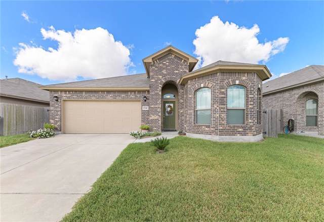 1741 Rhumba Trail, Corpus Christi, TX 78410 (MLS #350801) :: Desi Laurel Real Estate Group
