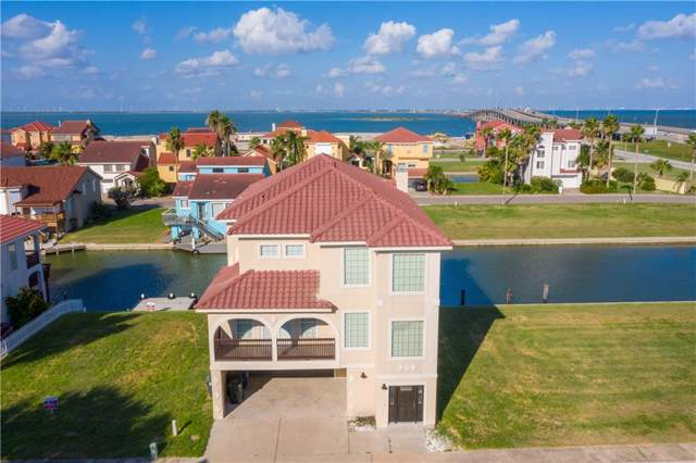 718 Crown Harbor, Corpus Christi, TX 78402 (MLS #350847) :: RE/MAX Elite Corpus Christi