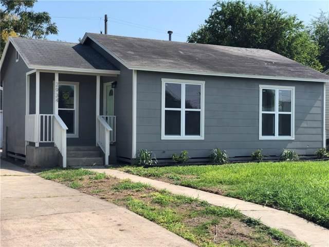2934 Westgard St, Corpus Christi, TX 78415 (MLS #350880) :: Desi Laurel Real Estate Group