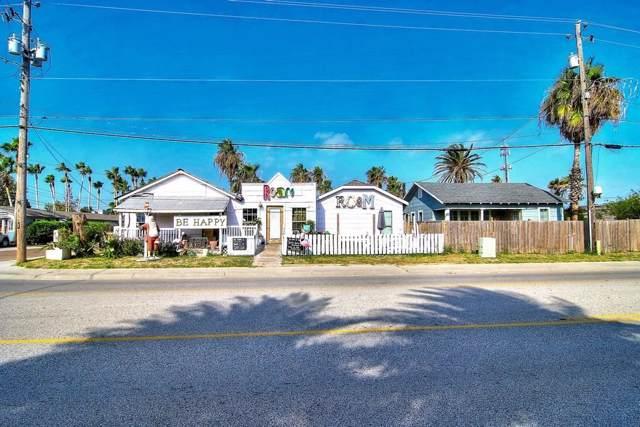 409 N Alister, Port Aransas, TX 78373 (MLS #350948) :: RE/MAX Elite Corpus Christi