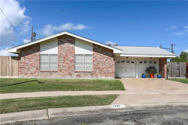 1239 Euclid Circ, Portland, TX 78374 (MLS #351005) :: Desi Laurel Real Estate Group
