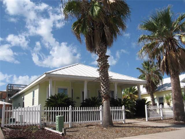 140 Royal Sands Blvd, Port Aransas, TX 78373 (MLS #351315) :: Desi Laurel Real Estate Group