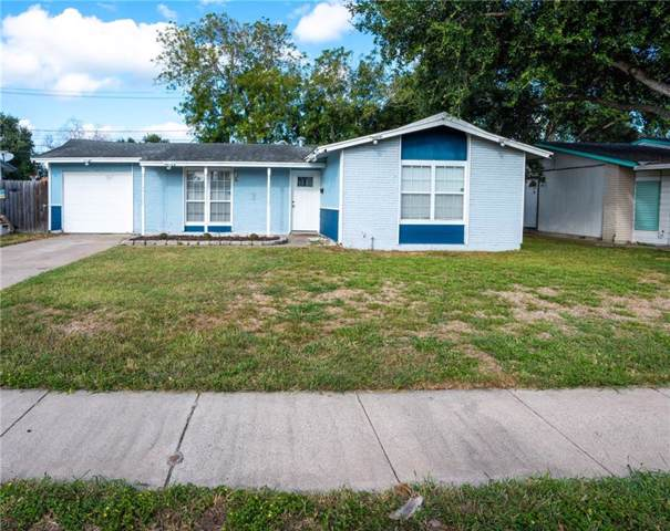 5706 Cain Dr, Corpus Christi, TX 78412 (MLS #352477) :: Desi Laurel Real Estate Group
