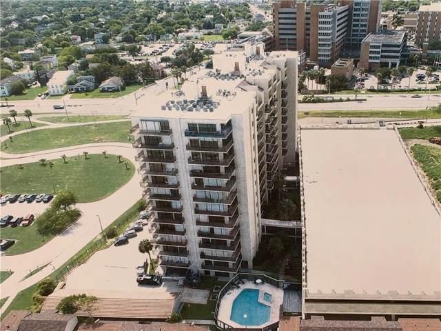 1400 Ocean Drive 301C, Corpus Christi, TX 78404 (MLS #352478) :: KM Premier Real Estate