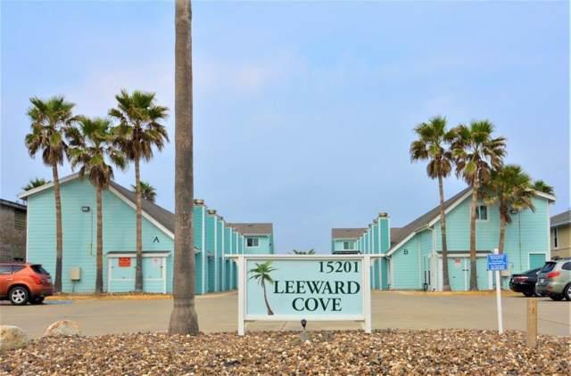 15201 Leeward Dr B4, Corpus Christi, TX 78418 (MLS #352551) :: RE/MAX Elite Corpus Christi