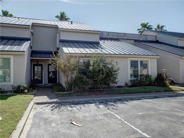 2106 Bayhouse Drive #2106, Rockport, TX 78382 (MLS #352735) :: RE/MAX Elite Corpus Christi
