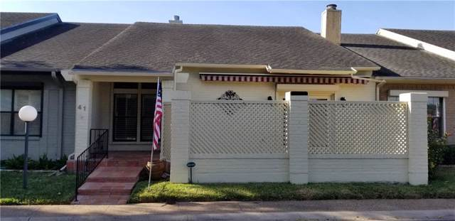 41 Lake Shore Drive, Corpus Christi, TX 78413 (MLS #352908) :: KM Premier Real Estate