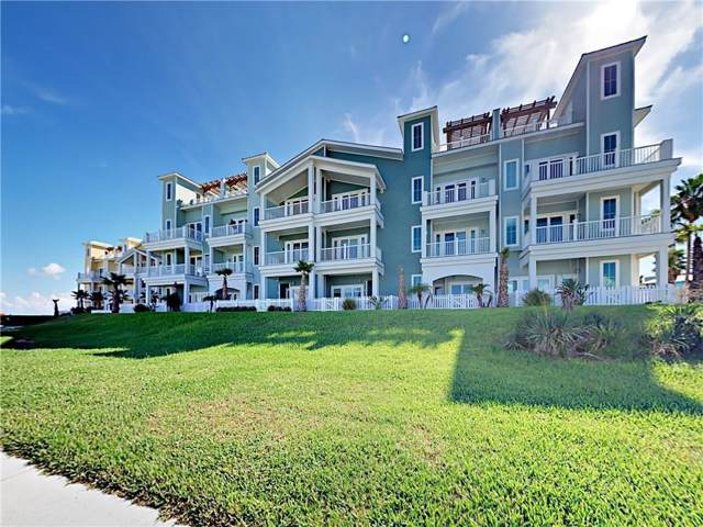 200 Piper Blvd C-4, Port Aransas, TX 78373 (MLS #352944) :: Desi Laurel Real Estate Group