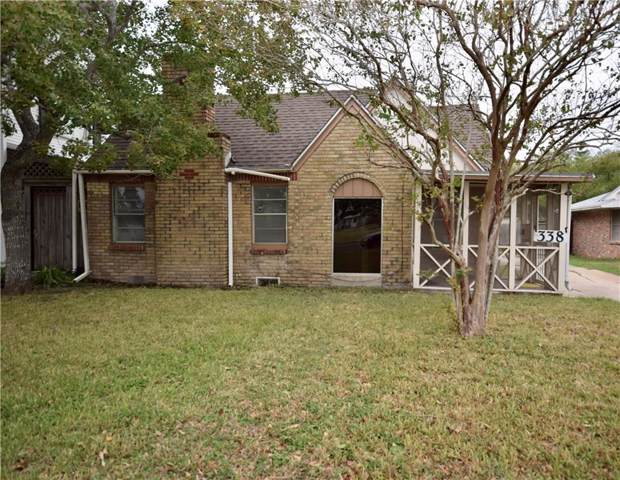 338 Louisiana Ave, Corpus Christi, TX 78404 (MLS #352988) :: Desi Laurel Real Estate Group