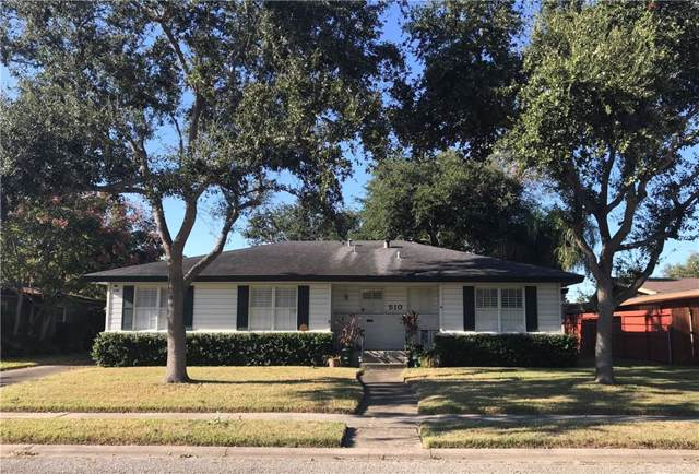 510 Driftwood Pl, Corpus Christi, TX 78411 (MLS #353142) :: Desi Laurel Real Estate Group