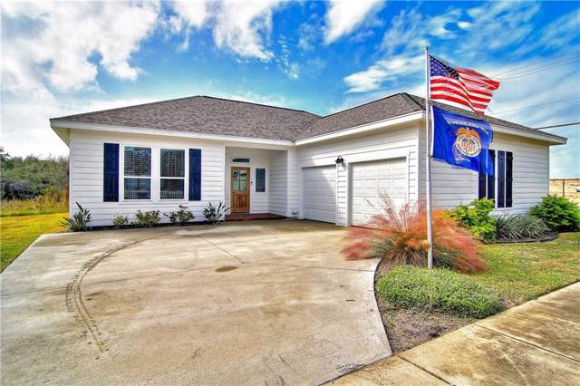 101 Boardwalk Ave, Rockport, TX 78382 (MLS #353160) :: Desi Laurel Real Estate Group