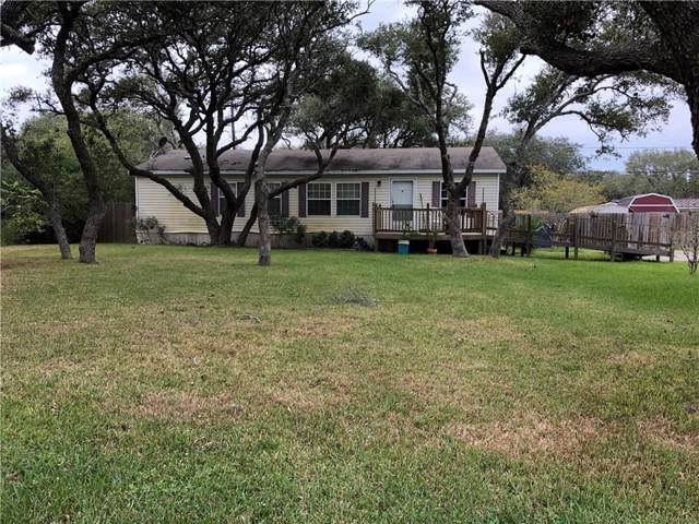 3139 Hackberry, Ingleside, TX 78362 (MLS #353200) :: Desi Laurel Real Estate Group