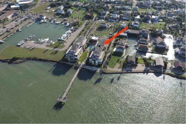 631 Channel View Dr #215, Port Aransas, TX 78373 (MLS #353412) :: Desi Laurel Real Estate Group