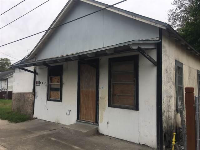 703-707 Francesca St, Corpus Christi, TX 78405 (MLS #353423) :: Desi Laurel Real Estate Group