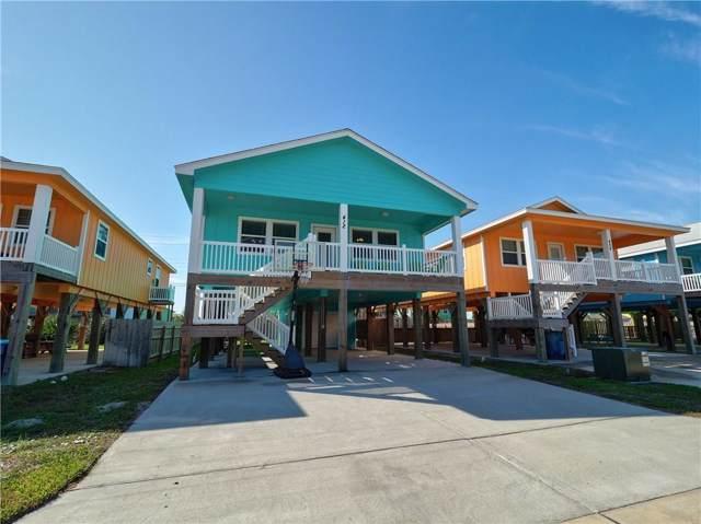 412 Sea Shell Dr., Port Aransas, TX 78373 (MLS #353448) :: Desi Laurel Real Estate Group