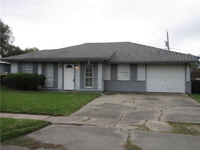4717 Jarvis St, Corpus Christi, TX 78412 (MLS #353458) :: RE/MAX Elite Corpus Christi