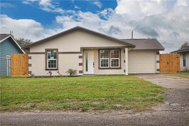 1018 S 7th St, Aransas Pass, TX 78336 (MLS #353464) :: Desi Laurel Real Estate Group