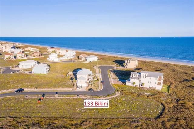 133 Bikini Dr, Port Aransas, TX 78373 (MLS #353538) :: Desi Laurel Real Estate Group