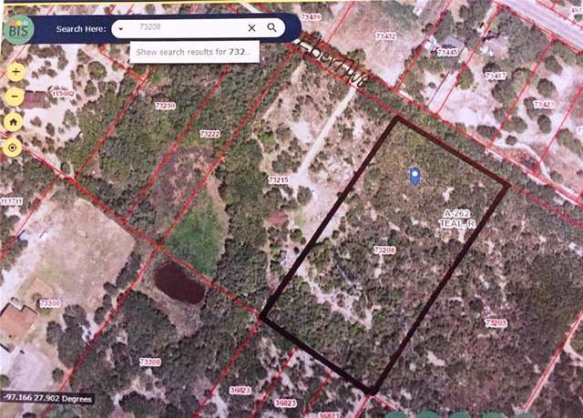0 Ebert (Off Deberry), Aransas Pass, TX 78336 (MLS #353579) :: Desi Laurel Real Estate Group