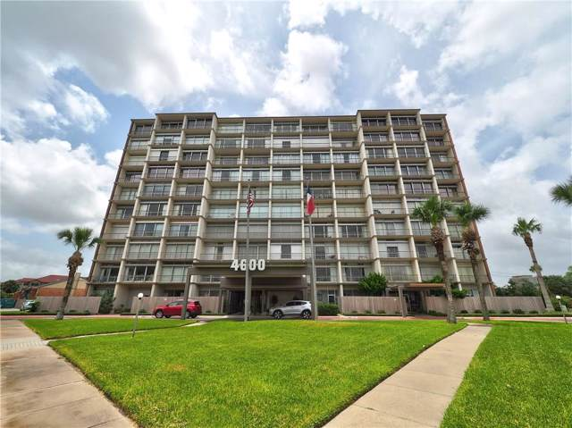 4600 Ocean Drive #605, Corpus Christi, TX 78412 (MLS #353582) :: South Coast Real Estate, LLC