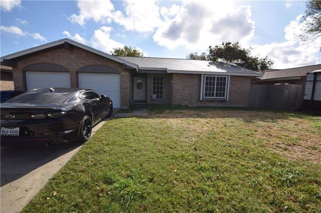 5730 Crestford Dr, Corpus Christi, TX 78415 (MLS #353643) :: Desi Laurel Real Estate Group
