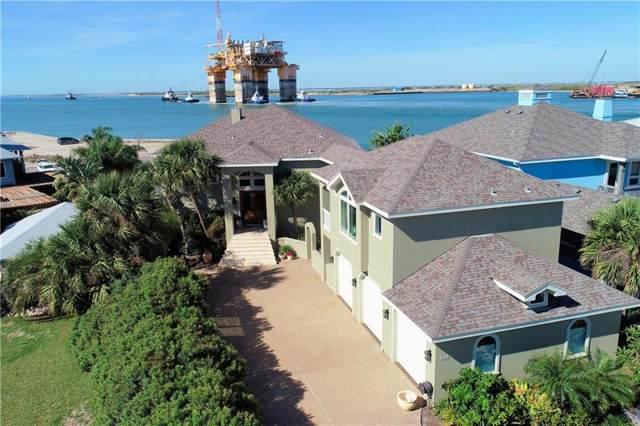 684 Shoreline Circle, Port Aransas, TX 78373 (MLS #353645) :: Desi Laurel Real Estate Group