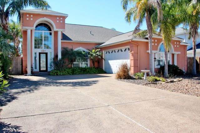107 Mackerel Ct, Aransas Pass, TX 78336 (MLS #353696) :: RE/MAX Elite Corpus Christi