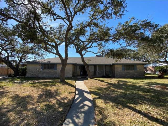 1415 W Palm Dr, Aransas Pass, TX 78336 (MLS #353749) :: Desi Laurel Real Estate Group