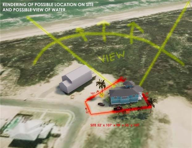 129 Bikini Dr, Port Aransas, TX 78373 (MLS #353762) :: Desi Laurel Real Estate Group