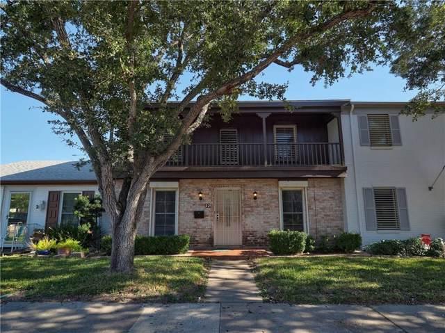 22 Townhouse Lane, Corpus Christi, TX 78412 (MLS #353841) :: RE/MAX Elite Corpus Christi
