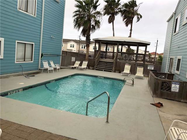 15010 Leeward Dr #101, Corpus Christi, TX 78418 (MLS #353848) :: Desi Laurel Real Estate Group