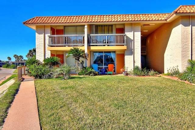 1419 S 11th Street #113, Port Aransas, TX 78373 (MLS #353954) :: RE/MAX Elite Corpus Christi
