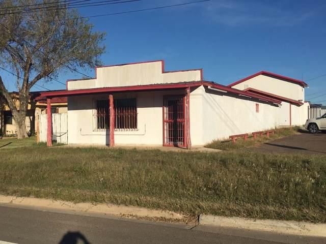 1102 N Smith Avenue, Hebbronville, TX 78361 (MLS #354276) :: RE/MAX Elite Corpus Christi