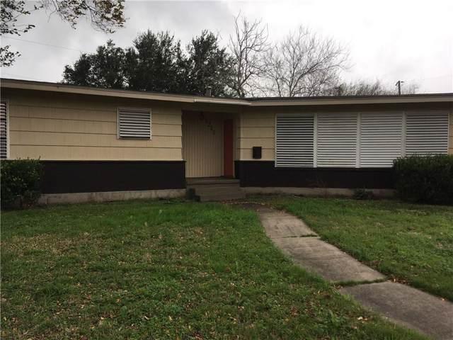 1211 Austin St, Portland, TX 78374 (MLS #354684) :: Desi Laurel Real Estate Group