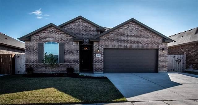 1043 Pasadena St W, Portland, TX 78374 (MLS #354731) :: Desi Laurel Real Estate Group