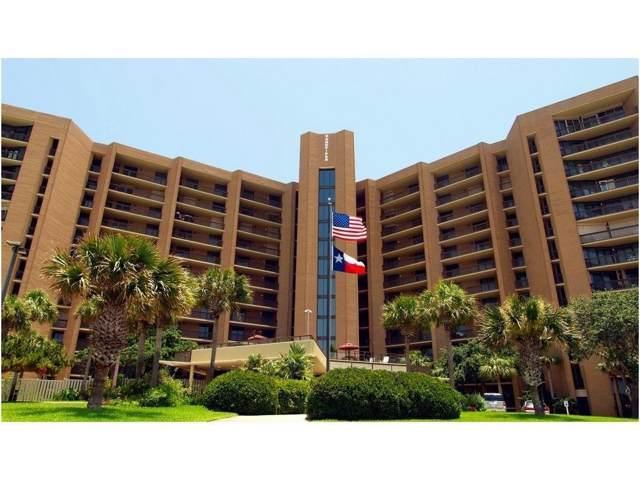 6745 Seacomber Drive #806, Port Aransas, TX 78373 (MLS #354754) :: RE/MAX Elite Corpus Christi