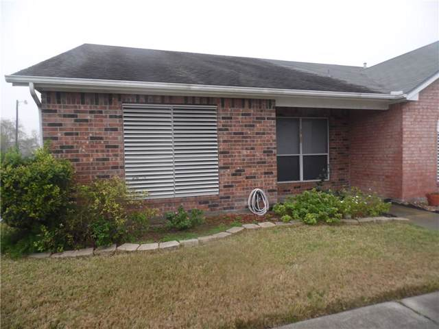 13656 Teague Lane #15, Corpus Christi, TX 78410 (MLS #354779) :: Desi Laurel Real Estate Group