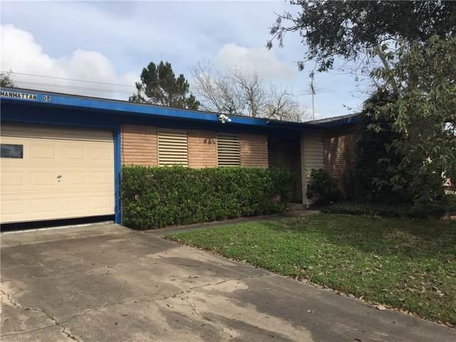 4038 Manhattan Dr, Corpus Christi, TX 78411 (MLS #354828) :: Desi Laurel Real Estate Group