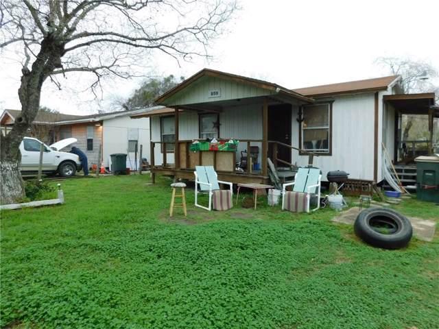 859 W Avenue E, Robstown, TX 78380 (MLS #354841) :: Desi Laurel Real Estate Group