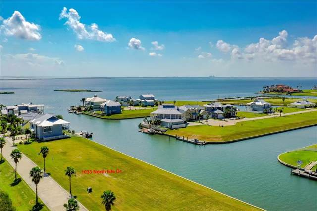 1033 North Isle Drive, Rockport, TX 78382 (MLS #354844) :: Desi Laurel Real Estate Group