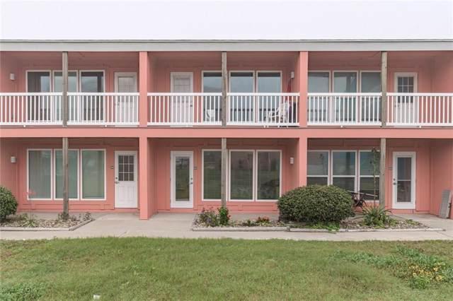 800 Access Road 1-A #108, Port Aransas, TX 78373 (MLS #354856) :: Desi Laurel Real Estate Group