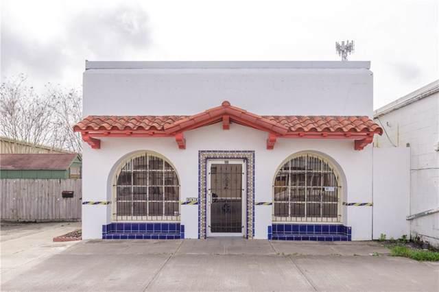 212 E Sinton Street, Sinton, TX 78387 (MLS #354870) :: RE/MAX Elite Corpus Christi
