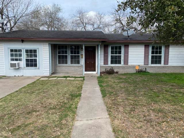 803 E Toledo St, Beeville, TX 78102 (MLS #354881) :: Desi Laurel Real Estate Group