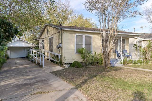 627 Trevino St, Alice, TX 78332 (MLS #354921) :: Desi Laurel Real Estate Group