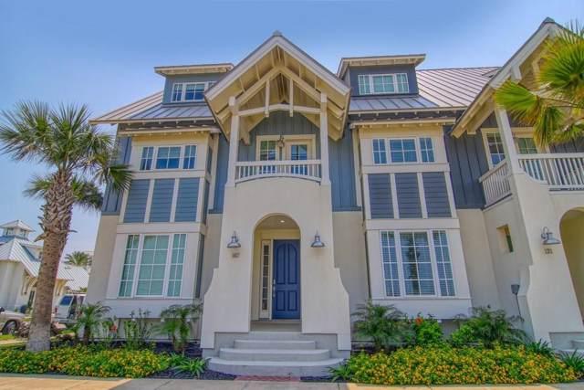 167 Sunset Ave, Port Aransas, TX 78373 (MLS #354936) :: Desi Laurel Real Estate Group