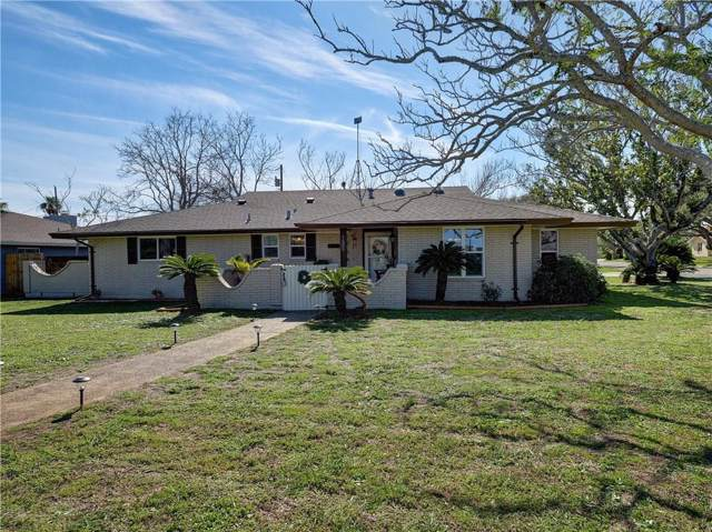 1505 Kenwood, Aransas Pass, TX 78336 (MLS #355013) :: Desi Laurel Real Estate Group